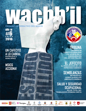 Revista Wachb'il No. 6